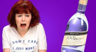 Ιρλανδοί δοκίμασαν ελληνικά ποτά κατέγραψαν τις αντιδράσεις τους  σε ένα βίντεο!