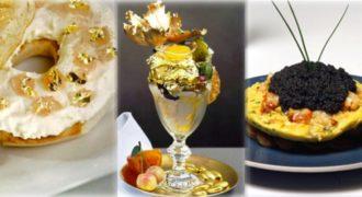 Τα 10 πιο ακριβά γεύματα στον κόσμο. (Βίντεο)