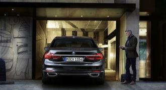 Όλα τα «μαγικά» που κάνει η νέα BMW 7 σε ένα βίντεο!
