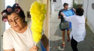 Ξεκαρδιστικό βίντεο με την Ελληνίδα μάνα για τον Ημιμαραθώνιο Κρήτης
