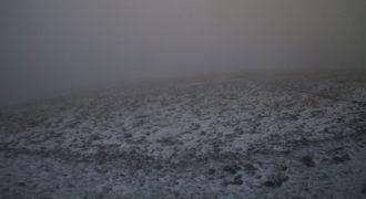 Χιόνισε στον Όλυμπο και το Καϊμακτσαλάν (Βίντεο)