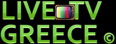 LIVE TV GREECE Greek Web TV Live Τηλεόραση